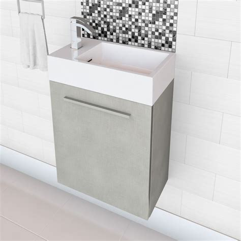 space saving bathroom vanity cutler kitchen bath boutique collection high gloss space