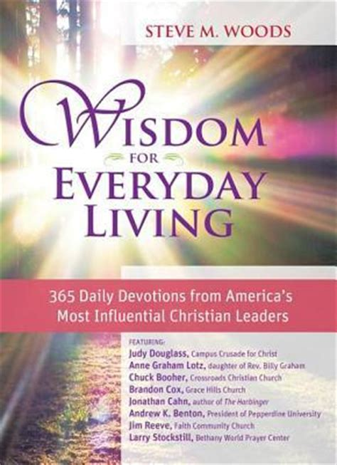 the 12 most influential spiritual books of the past 50 wisdom for everyday living 365 daily devotions from