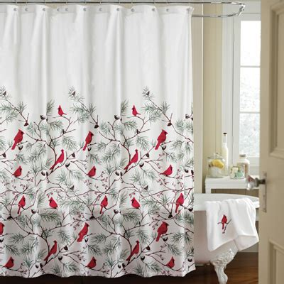 holiday shower curtain styles 2014 holiday shower curtains