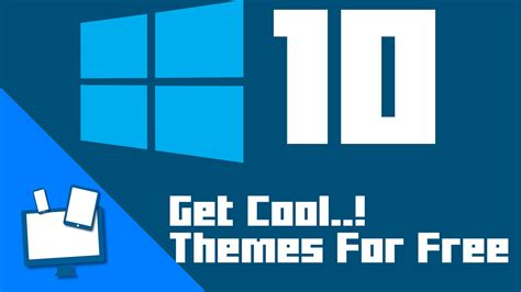 official themes for windows 10 how to get cool themes for windows 10 official youtube