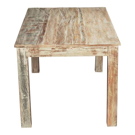 Rustic Reclaimed Dining Table Rustic Reclaimed Wood Distressed Dining Table
