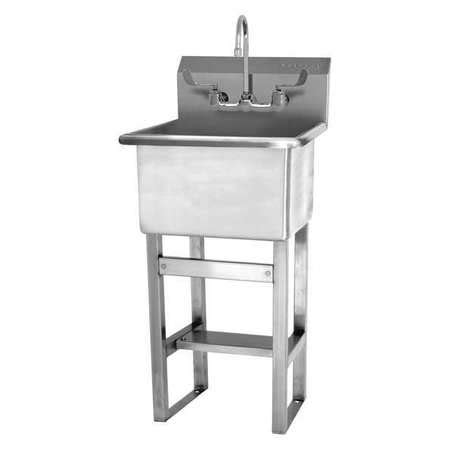 stainless steel utility sink with faucet sani lav stainless steel utility sink with faucet bowl