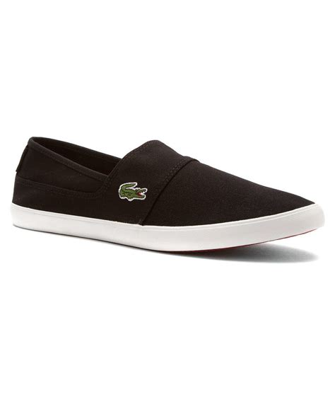 lacoste loafers for lacoste s marice lcr loafers shoes in white for lyst