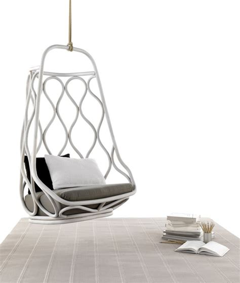 modern hanging chair nautica hanging chair design modern chair by mut design