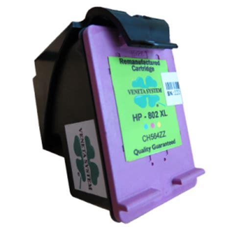 Hp Tinta Ink Printer 802 Color Colour veneta indonesia gorefill gogreen tinta veneta refill inkjet hp