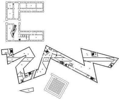 jewish museum berlin floor plan 17 best ideas about jewish museum on pinterest daniel libeskind louis berlin and design