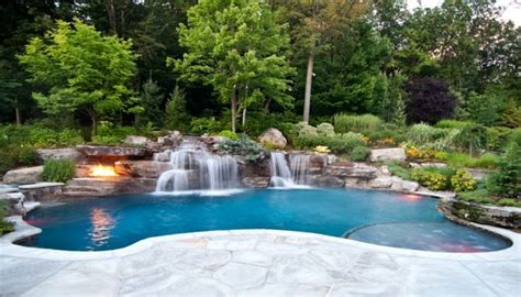 Was Kostet Haus Bauen 3412 by Luxus Pool Noch Ein Toller Luxus Pool Im Garten