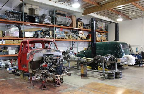 Custom Car Garage by Covering Classic Cars Dealer Spotlight Dave S Garage In