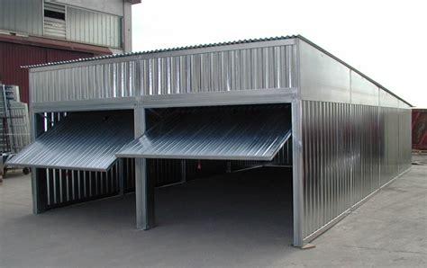 box per auto usati box auto prefabbricato in lamiera zincata componibile a