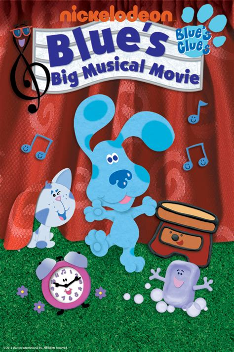 itunes movies blues big musical blues clues