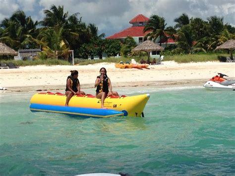 banana boat ride jersey banana boat ride taino beach picture of taino beach