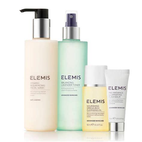 Www Elemis Detox by Elemis Kit Dynamic Resurfacing Cleansing Collection Worth