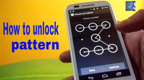how to unlock an android phone how to unlock pattern on android phone in easy way