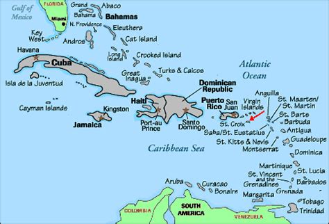 st croix caribbean map weddinglocation adamanddebswedding