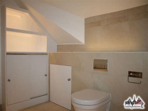Loft Bedroom Ensuite Loft Conversion Bedroom With Ensuite In Putney Sw15