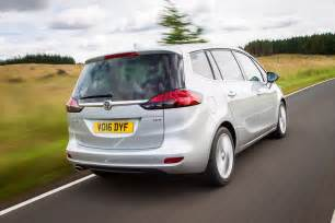 Vauxhall Zafirs Vauxhall Zafira Tourer Review 2012 Parkers