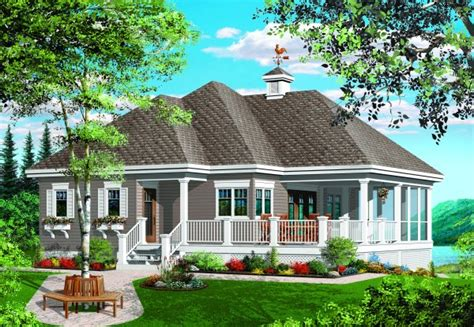 Screened Porch House Plans Endless Tranquility Houz Buzz House Plans With Screened In Porch