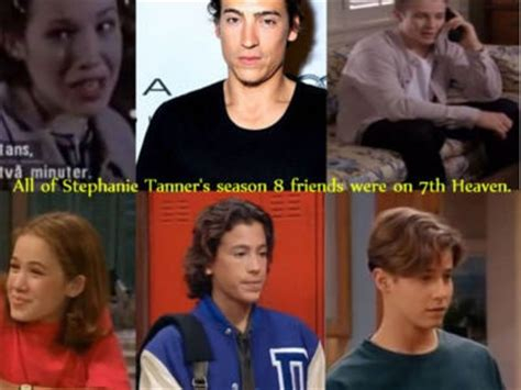 full house all stood up marla sokoloff played gia on full house and a one time guest spot on 7th heaven as jen