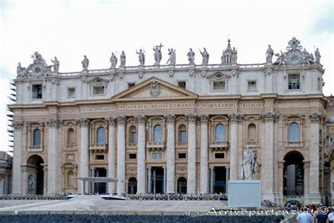 roma san pietro la basilica e dintorni arrivi partenze it