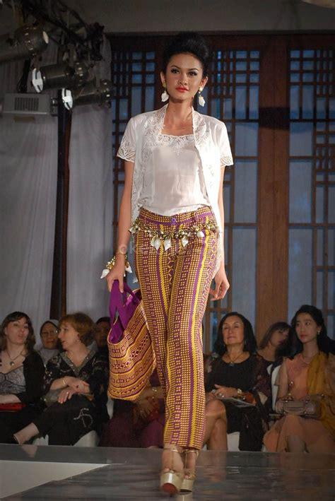 Charity Denim Dress Tali Ikat Baju Fashion Gril Dress Santai Sg batik tenun ikat dress by ramli tenun kebaya batik dress and batik fashion
