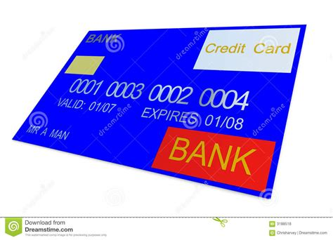 bank related credit card 9 royalty free stock photos image 3188518