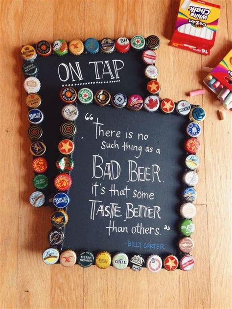creative bottle cap crafts