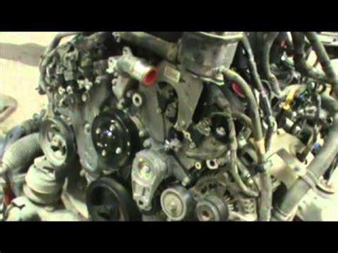 chevy traverse engine swap. youtube