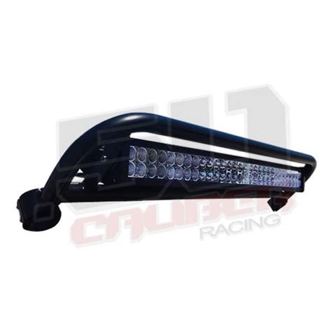 Led Light Bar For Rzr Led Light Roll Bar Cage Rack Mount Part Polaris Xp900 800 Rzr Rzr4 Side X Jagged Ebay