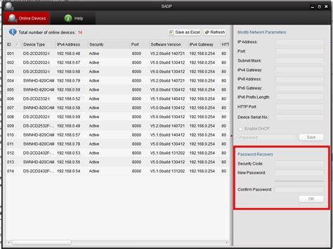 password reset tool hikvision hikvision camera admin password reset tool page 8 ip
