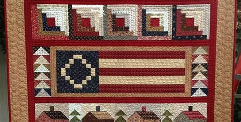 How To Make A Quilt At Home by Rustic Fabrics Create A Homespun Quilt Quilting Digest