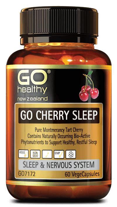 Hi Active Tart Cherry go healthy cherry sleep