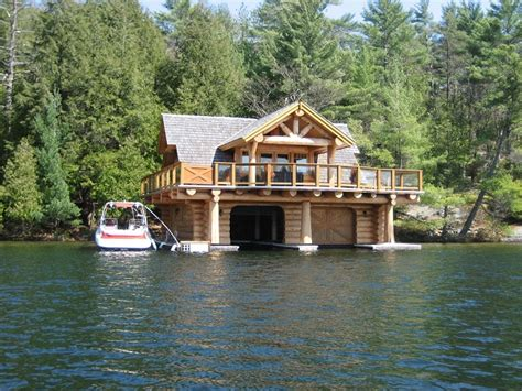 Waterfront Cottage Plans Amazing Waterfront Log Home Home Design Garden