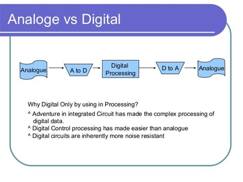 introduction to analog integrated circuits analog vs digital integrated circuits 28 images analog integrated circuits lecture 1