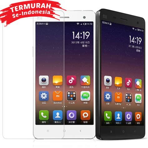 Taff Tempered Glass Protection Screen 03mm For Xiaomi Mi4 As taff tempered glass protection screen 0 3mm for