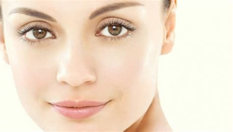 cara membuat wajah putih glowing alami cara sederhana kenali jenis kulit dengan cermin dian