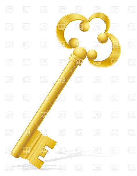 key clipart best photos of key clip gold clip
