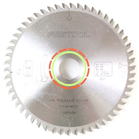 Saw Blade To Cut Laminate Countertop by Festool 489458 Saw Blade For Laminate Or Solid Surfaces