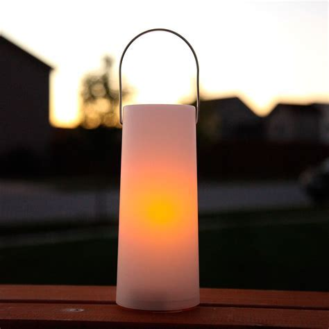 Outdoor candle lantern lights, decorating with lanterns