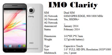 Imo X8 imo clarity x8 handphone octa dengan layar hd