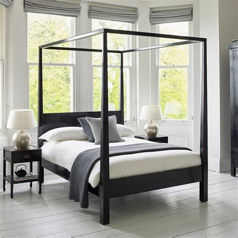 post bed four poster beds our pick of the best ideal home