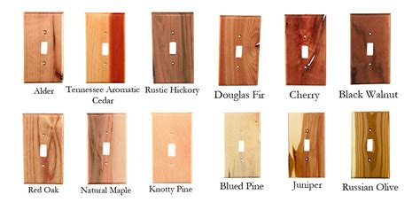 oak light switch covers traditional wood double rocker plate
