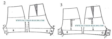pattern drafting of short pants drafting shorts pattern pattern making com