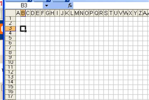 Make Graph Paper In Excel - chemknits how to make a knitting chart in excel part 1