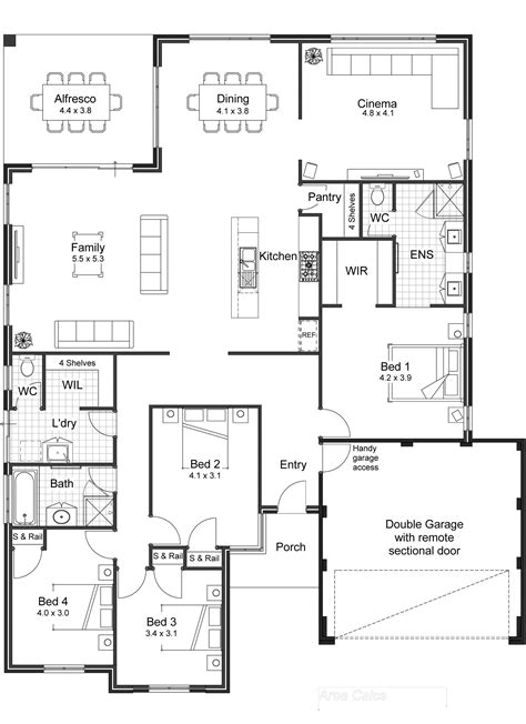 ranch home floor plan ranch house plans with open floor plan 2018 house plans
