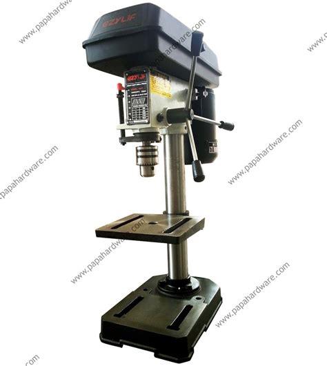 Mini Bench Grinder Polisher by Ezylif 5 Speed Mini Drill Press 13mm 375w Papahardware