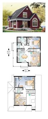 2 Bedroom Cottage House Plans best 25 small homes ideas on pinterest small home plans
