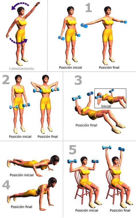 imagenes de ejercicios para workout rutina sencilla de ejercicios para adelgazar y tonificar