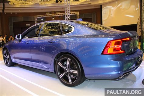 Home Design Story Pictures Volvo S90 V90 Launched In M Sia T5 And T6 R Design Semi