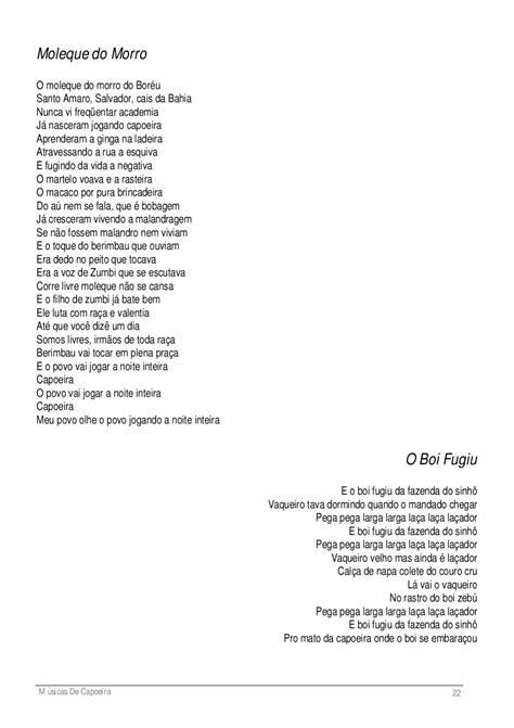 Musicas De Capoeira® by Gabriel Branco - Issuu