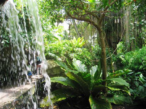 cleveland botanical garden ohio image  stock photo